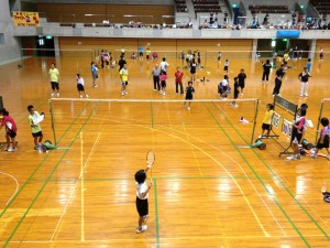 第14回全国小学生ABCバドミントン選手権大会 沖縄県予選