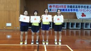 沖縄県高校新人体育大会