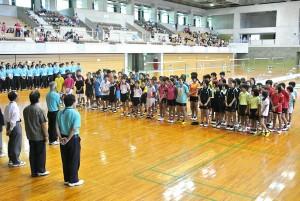 第30回全九州小学生バドミントン選手権大会